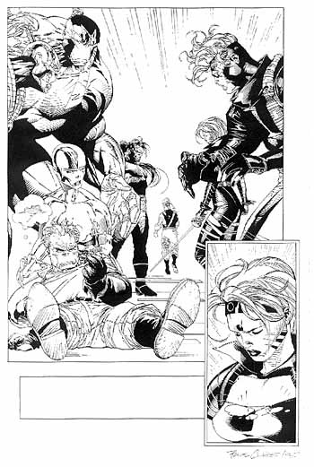 Page from Wildcats