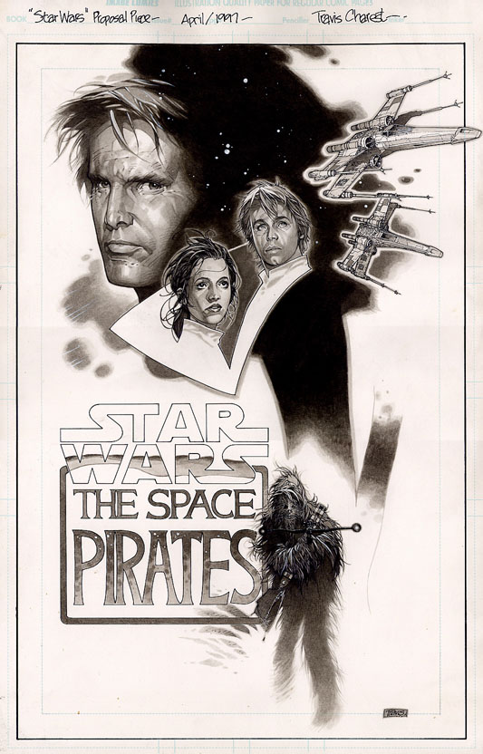 Star Wars Space Pirates
