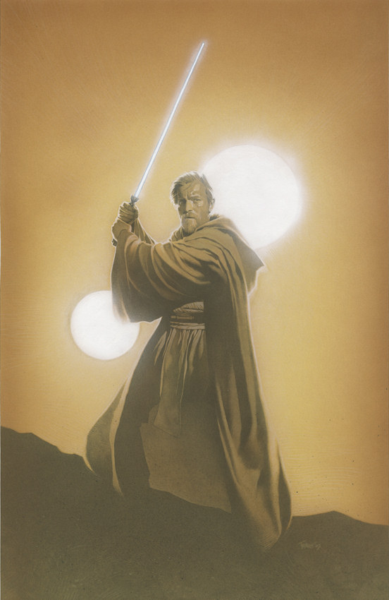 Cover to Star Wars Legacy #16 by Travis Charest