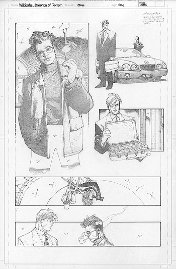 Page 4 Wildcats Vol 2 Issues #1