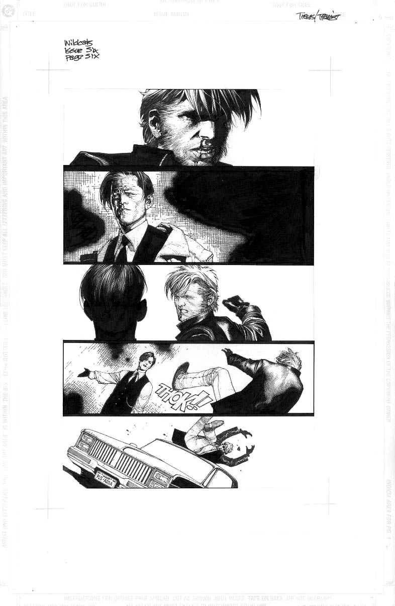 WILDCATS #6 Page 6