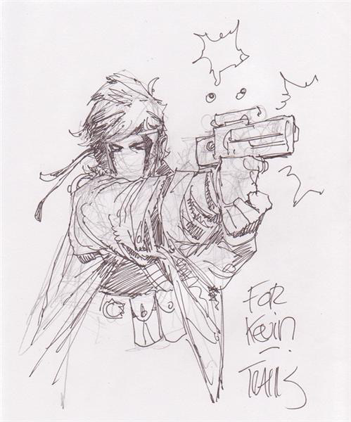 YAGS - Yet Another Grifter Sketch