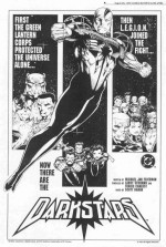 Darkstars Ad from Comic Buyers Guide