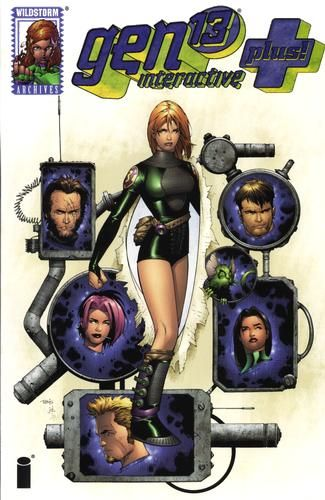 Cover to Gen13 Interactive