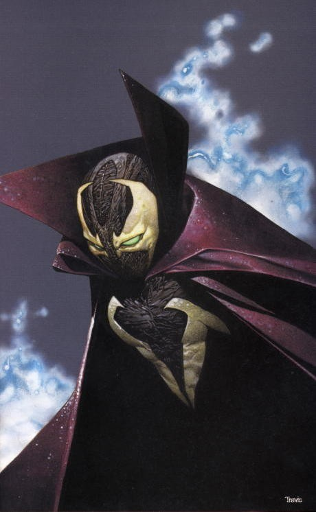 Promo for the Spawn movie