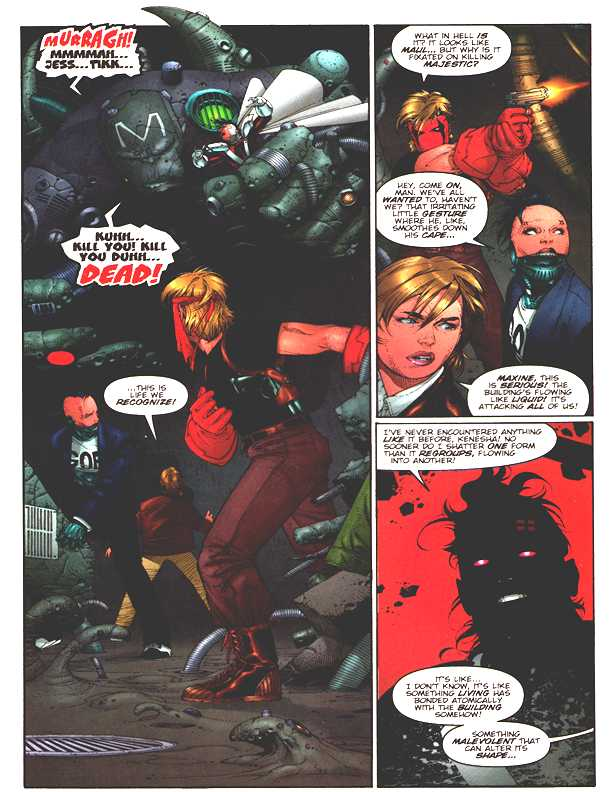 Wildcats Volume 1 Issue 50 page 29