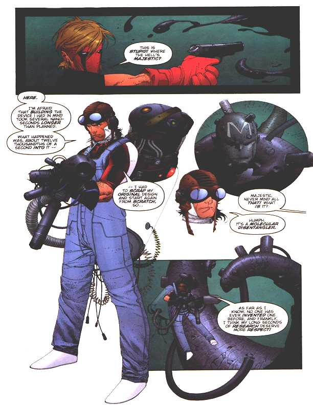 Wildcats Volume 1 Issue 50 page 31