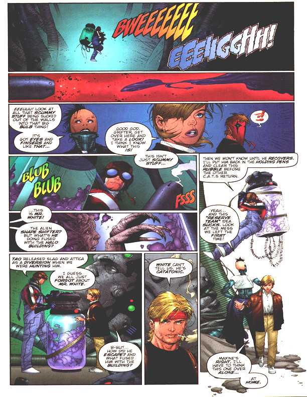 Wildcats Volume 1 Issue 50 page 32