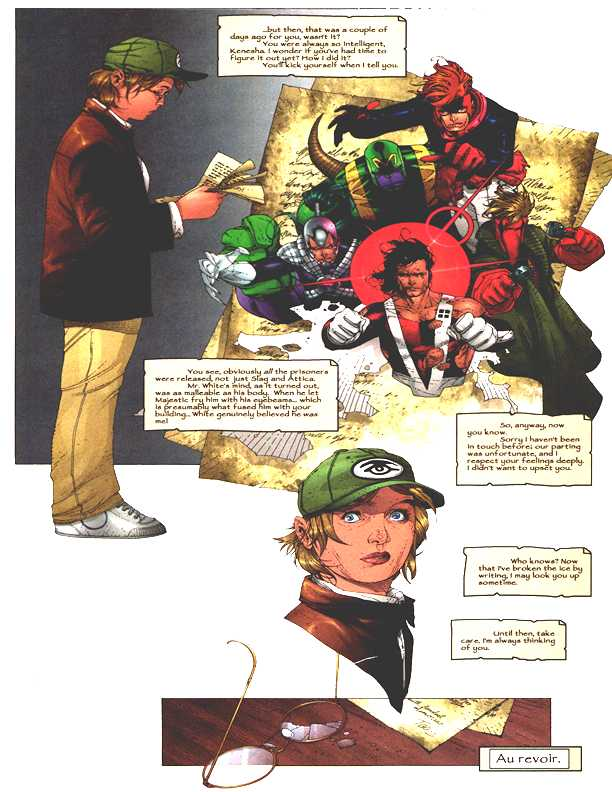 Wildcats Volume 1 Issue 50 page 33